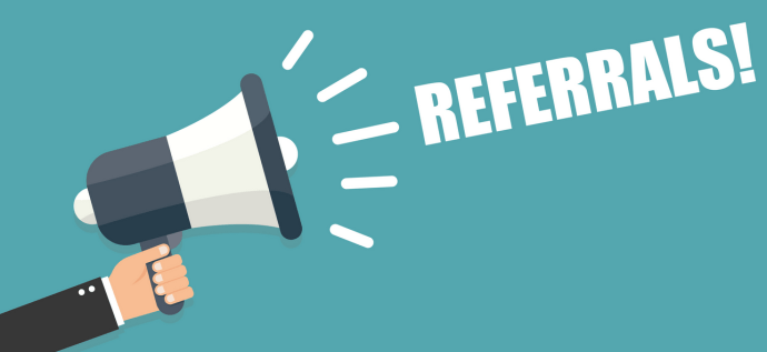 Refer the clients you can work with to someone else.