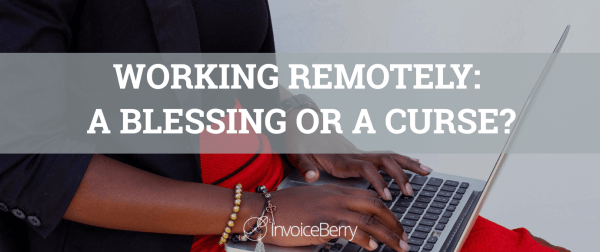 Working remotely - being a digital nomad