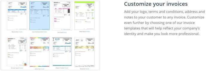 customizable-invoices