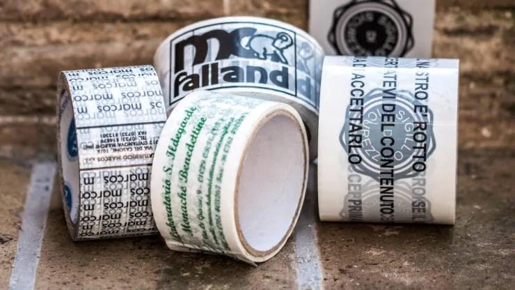 Promozione 72 rotoli nastro adesivo
