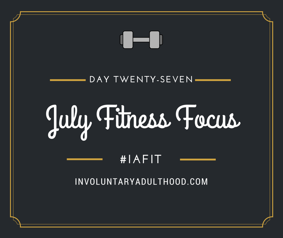 #IAFit Day 27 – Tabata For Beginners