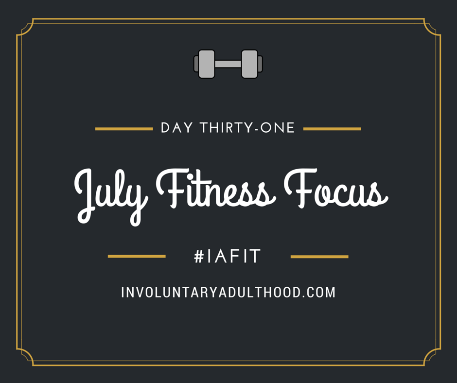 #IAFit Day 31 – Vinyasa Flow