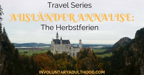 Ausländer Annalise (Travel Series): The Herbstferien