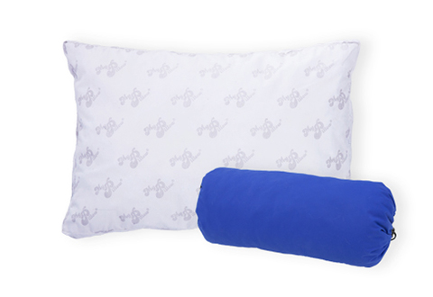 my pillow travel size camping