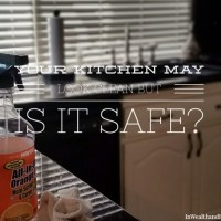 It May Look Clean, But is Your Kitchen Safe?
