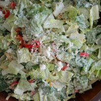 Mexican Caesar Salad Recipe