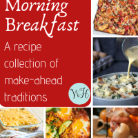 Make-Ahead Christmas Morning Breakfast Traditions: A Recipe Collection