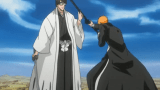 Ichigo Fights Aizen for First Time [Bleach]