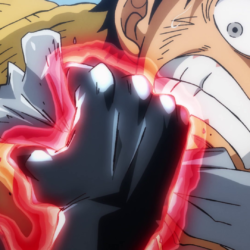Although gear third was actually shown at the end of episode 304 in the fight against rob lucci of cp9. Luffy Uses Gear Fourth 4th For The First Time One Piece In What Episode