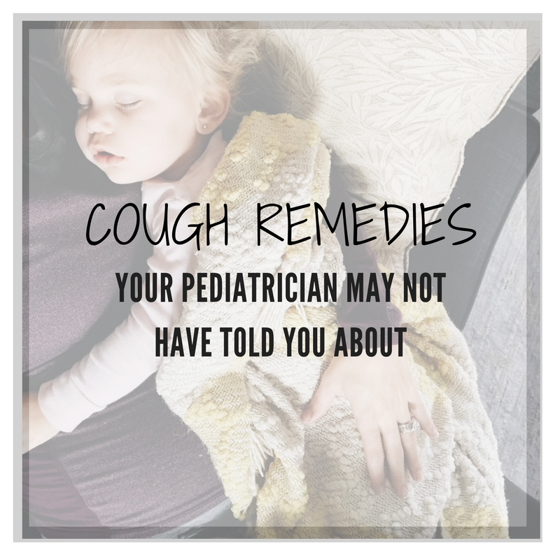 cough remedies for kids your pediatrician may not have told you about