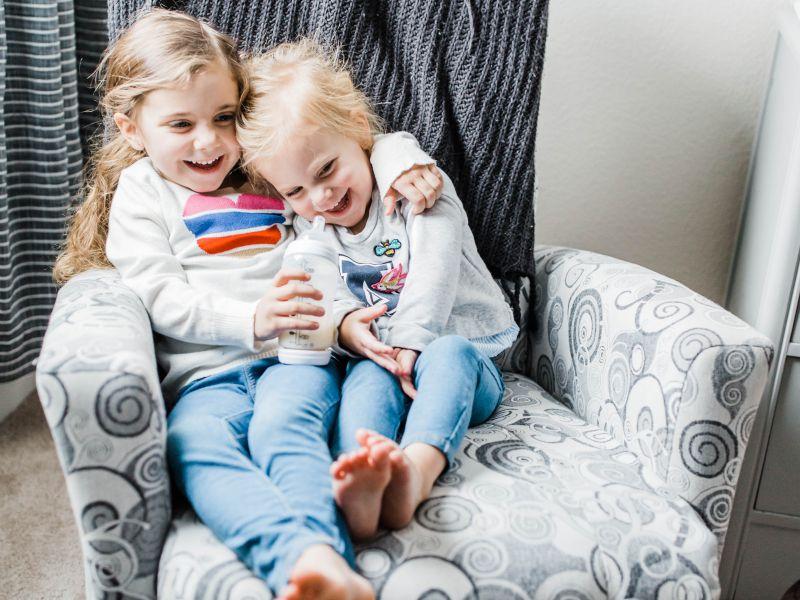 Letting Big Sisters Help #ForBetterBeginnings