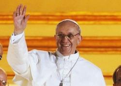 Umuyobozi wa Kiliziya Gatulika, Papa Francis , ngo ntatewe ikibazo n'abapadiri baryamana bahuje ibitsina