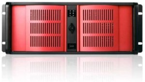 iStarUSA Server Chassis Cases D-400-RED