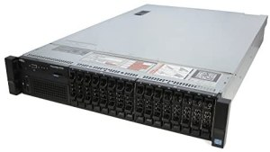 Dell PowerEdge R720 Server 2X E5-2660 2.20Ghz 16-Core 144GB 8X 600GB H710 (Renewed)