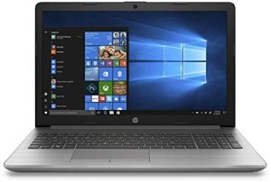 HP 250 G7 (15,6 Zoll / FHD) Business Laptop (Intel Core i3-8130U, 8GB DDR4 RAM, 128GB SDD, 1TB HDD, Intel HD Grafik, DVD-Writer, Windows 10 Home) Silber (Generalüberholt)