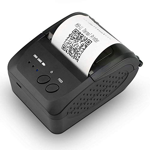 Read more about the article NETUM NETUM Wireless Bluetooth Receipt Thermal Printer, Portable Personal Bill Printer 2 Inches 58mm Mini USB POS Printer for Restaurant Sales Retail Compatible with Android/iOS/PC/Windows/Linux…