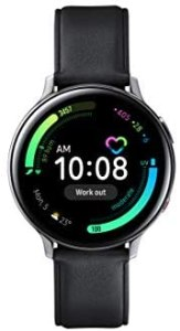 Samsung Galaxy Watch Active 2 (LTE) 44mm, Stainless Steel, Silver