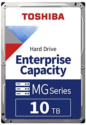 Read more about the article Toshiba Enterprise HDD 10TB 3.5'' SATA 6Gbit/s 7200RPM