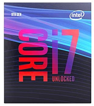Intel Core i7-9700K Prozessor 3.6GHz Octa Core LGA1151 CPU