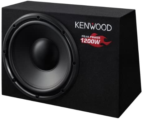Read more about the article Kenwood KSC-W1200B Subwoofer (300mm, 1200 Watt)