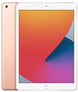 Neues Apple iPad (10,2″, Wi-Fi, 32 GB) – Gold (Neustes Modell, 8. Generation)