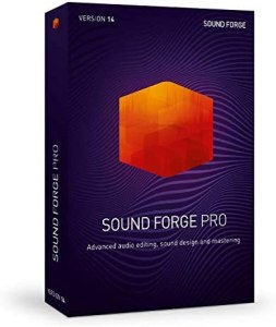 SOUND FORGE Pro|14|1 Device|Perpetual License|PC|Download|Download