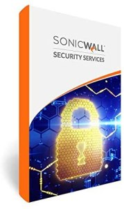 Sonicwall NSA 2650 Subscription Gateway Anti-Malware, IP und AC, 5 Jahre (01-SSC-1980)