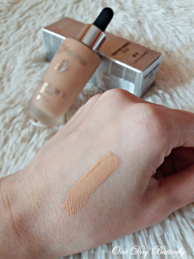 Reborn Fusion Power Foundation Serum