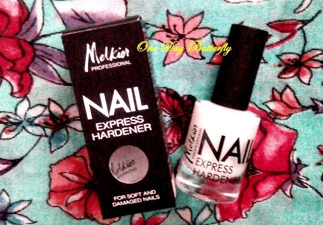 Nail Express Hardener | Melkior Professional
