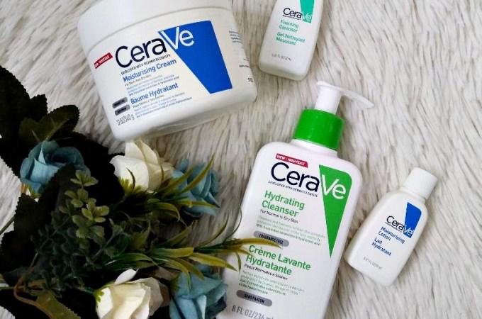 CeraVe Skincare Routine