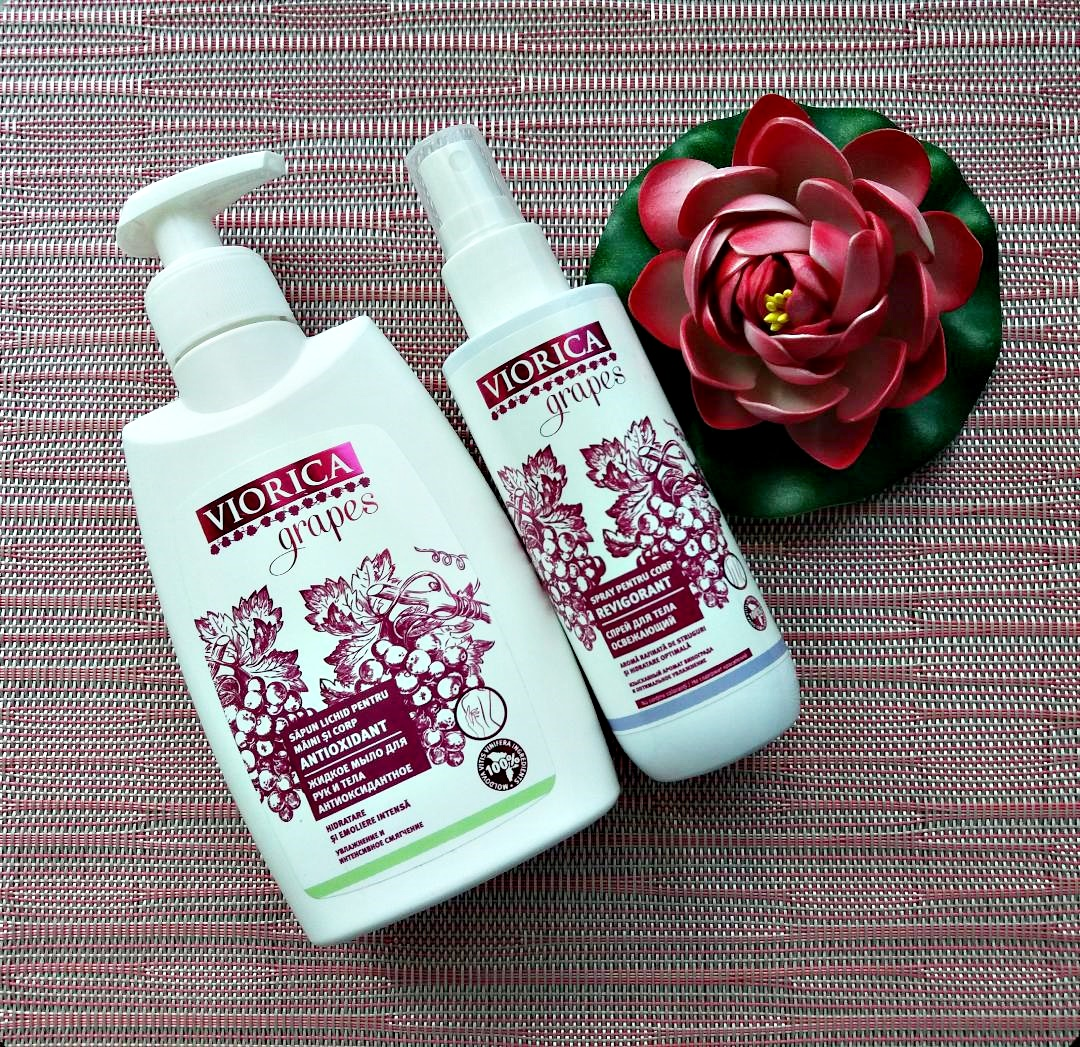 Produse de skincare Viorica Cosmetic