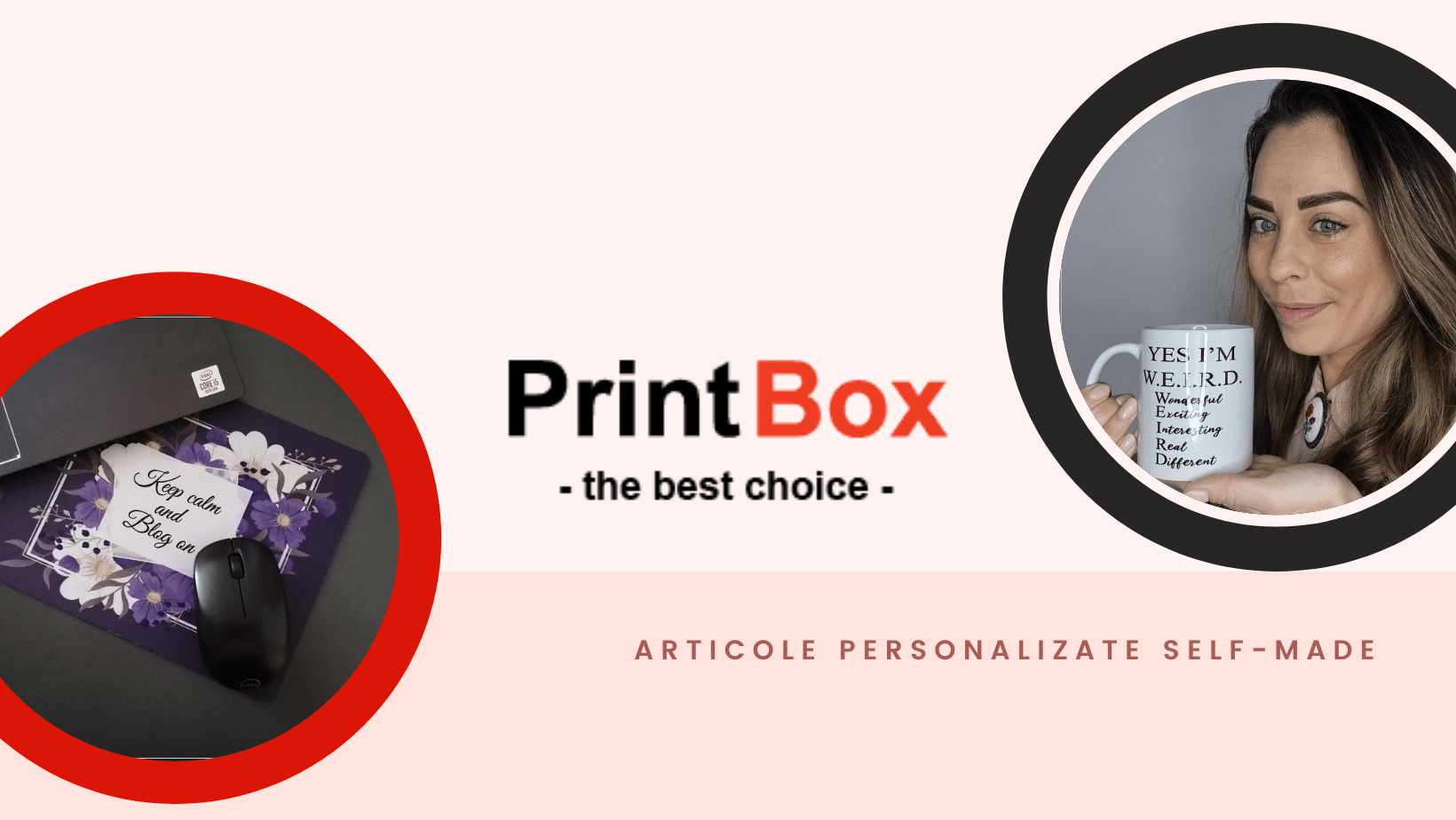 Atelier de personalizare self-made PrintBox