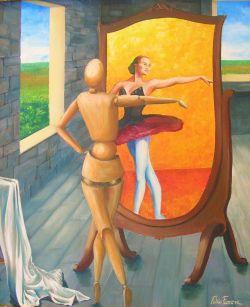 sogno allo specchio