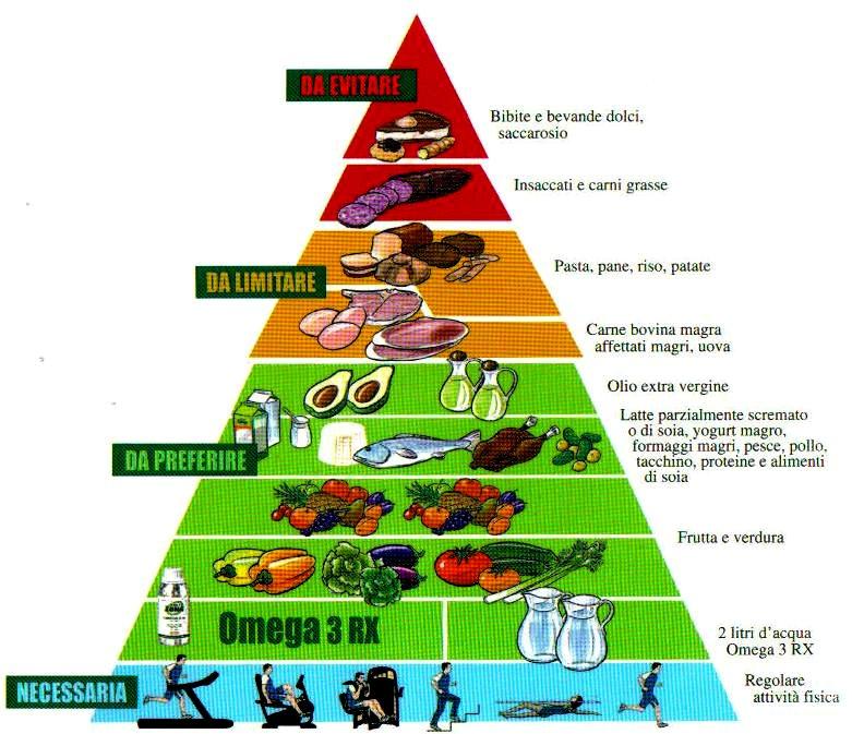 dieta 60 carboidrati 30 proteine 10 grassi