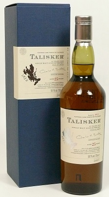 Talisker 25 2008 (OB, 2008, 54,2%)