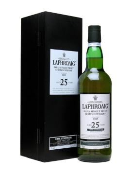 Laphroaig 25 (OB 2013, 43%)