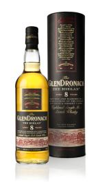 Glendronach 8 The Hielan (OB, 2015, 46%)