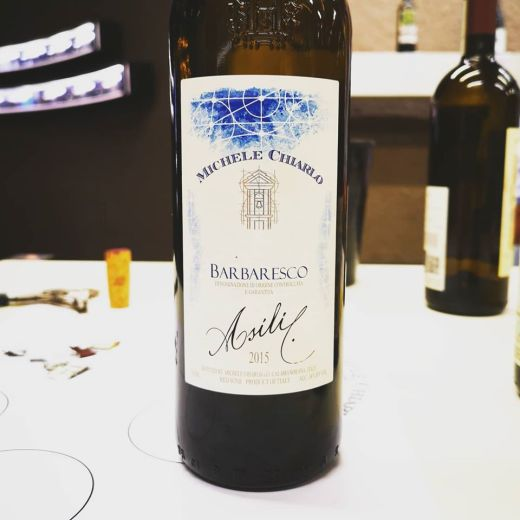MICHELE CHIARLO BARBARESCO ASILI 2015