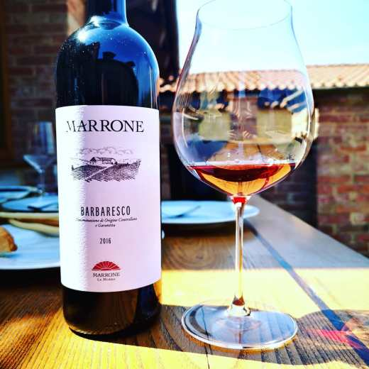 AGRICOLA MARRONE BARBARESCO 2016