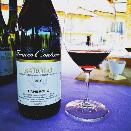 FRANCO CONTERNO BAROLO PANEROLE 2016