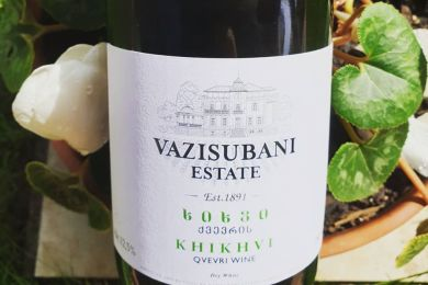 VAZISUBANI ESTATE KHIKHVI 2018