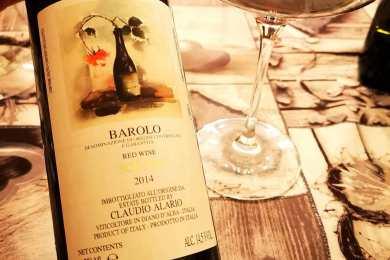 CLAUDIO ALARIO BAROLO SORANO 2014
