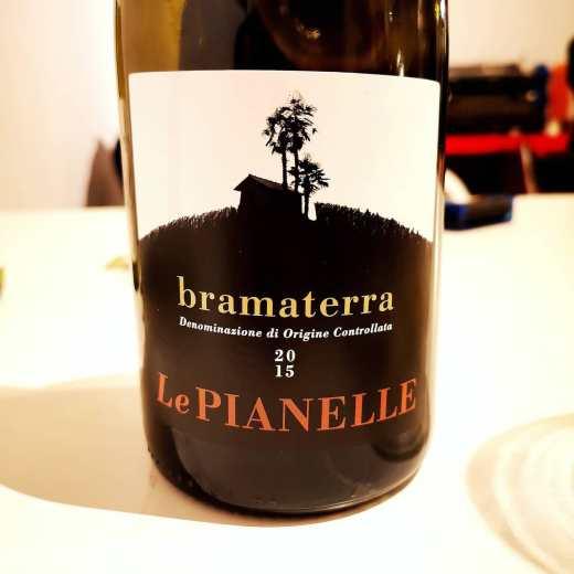 LE PIANELLE BRAMATERRA 2015