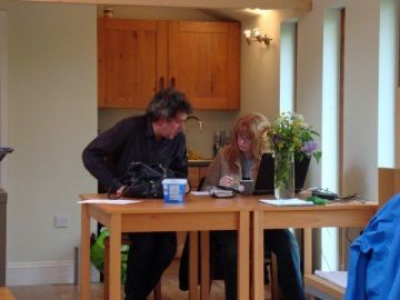 Garden office project management
