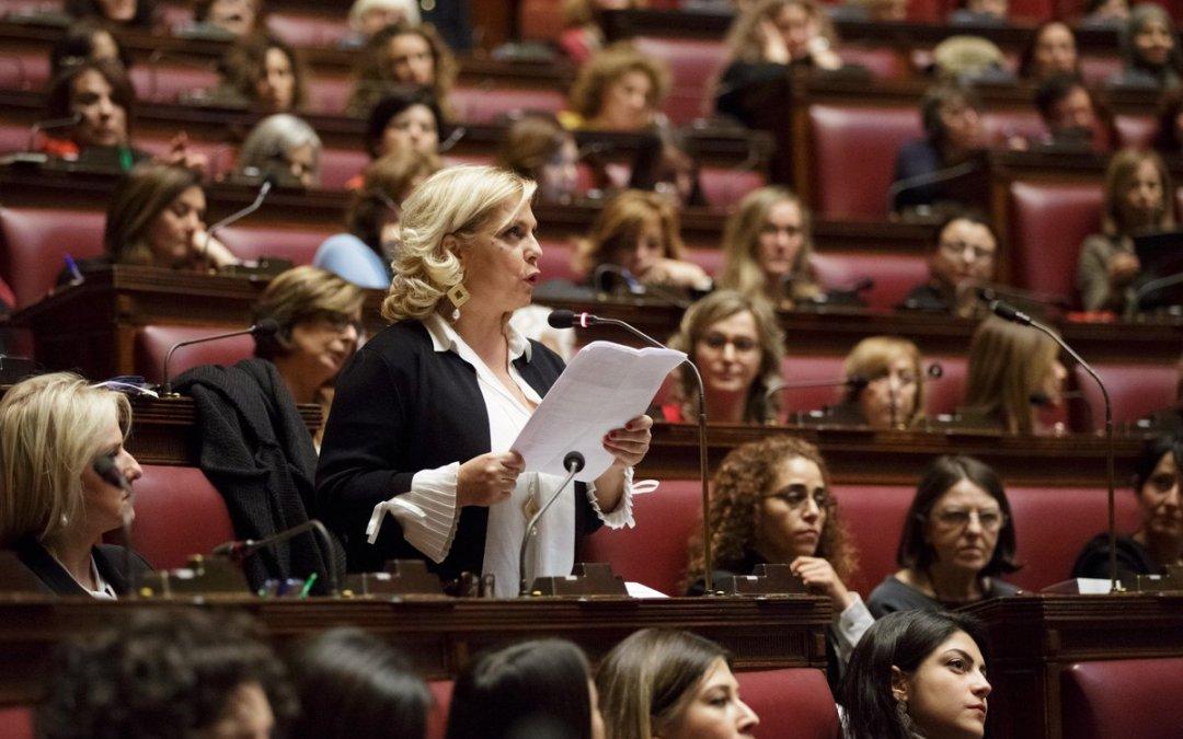 IOCISONOETU Grazia Biondi – Appello alle Donne