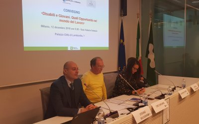 Iocisonoetu, il Movimento Disabili art 14, in Regione Lombardia