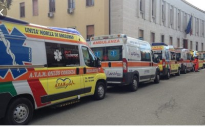 Iocisonoetu, le ambulanze che ci salvano la vita