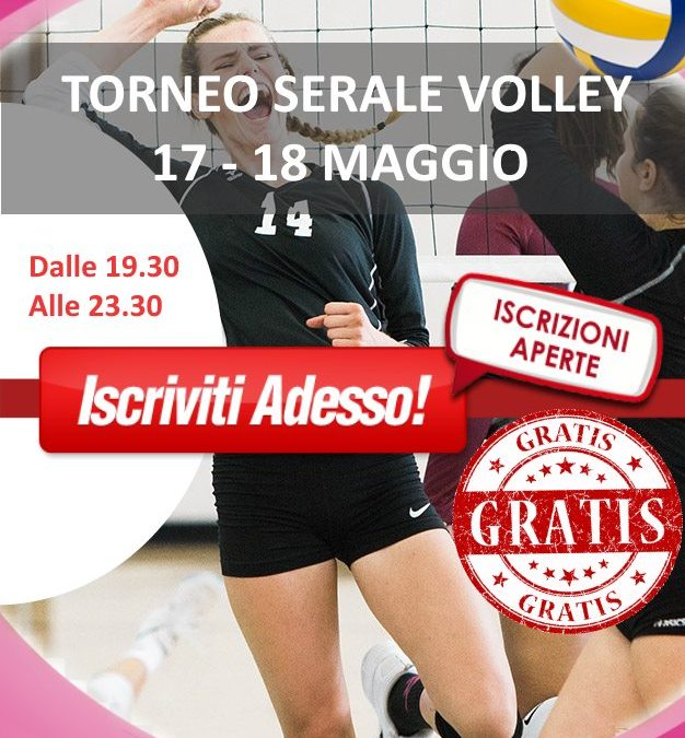 TORNEO VOLLEY IOCISONOETU