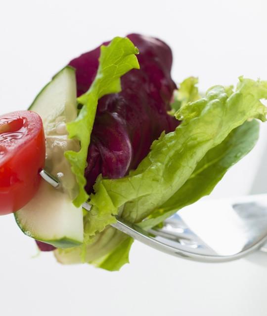 scarola da tavola di dieta dissociata
