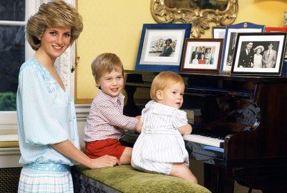 Lady Diana oggi avrebbe compiuto 58 anni. I suoi figli la ricordano così -  iO Donna